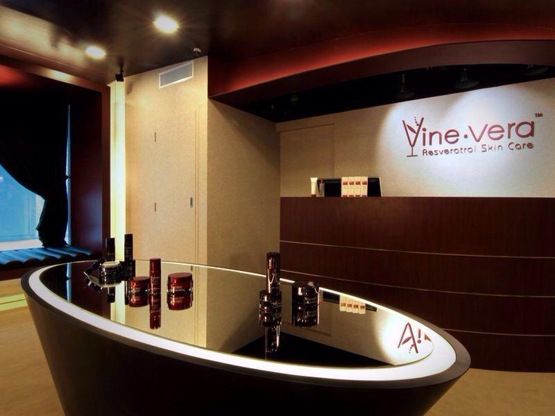 Vine Vera Singapore Store