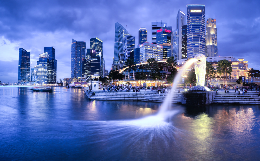 Singapore Skylines